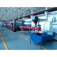 Quality Tape Extrusion Line exported to Tailand,capacity 400Kg/h,stainless steel material,customizable for sale