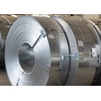Quality SPHC SS400 Hot Rolled Steel Metal Strips , Cold Rolled Galvanized Carbon Steel Strip for sale