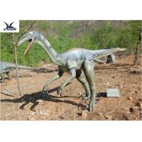 High Simulation Realistic Dinosaur Models For Theme Park / Customizable