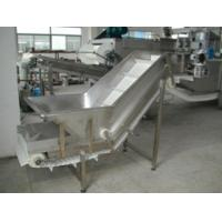 Quality Abrasion Resistance Pickle Processing Equipment / Pickled Cucumber Making Machine for sale