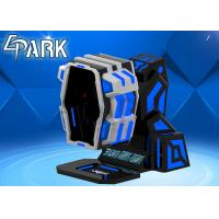 Quality 1 Player 9D VR Flying Simulator For Shopping Mall Entertainment for sale