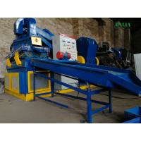 Quality Energy Saving Copper Separator Machine , Copper Wire Recycling Equipment 200 - 300kg/h for sale