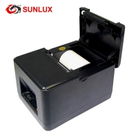 Buy cheap Sunlux For Supermarket Thermal Receipt Printer 58mm POS Bluetooth USB Printer For Mobile Phone Android Windows from wholesalers