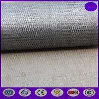 Quality 20mm x 20 gauge  Galvanized Poultry Netting Fencing / Chicken Houses Runs for sale