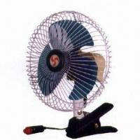 Buy cheap Car fan, clip-on or dash-mount from wholesalers