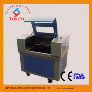 4060 leather/cloth laser engraving machine  TYE-4060