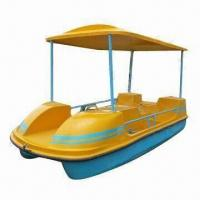 Quality Boat, Amusement Type, with Foot Pedal, Measures 3.2 x 1.5 x 0.7m for sale
