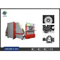 Quality Inline Wheel Hub Casting NDT X Ray Machine Inner Outer Structure Nonconformity Detection for sale