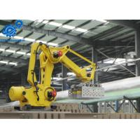 China Carbon Steel Industrial Robotic Arm For Palletizing Logistic Package on sale