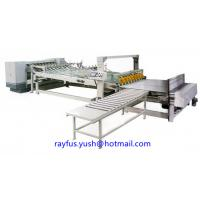 Quality Single Faced Slitter Cutter Stacker For 2 Layer Corrugator Line for sale