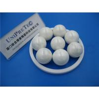 Buy Y-TZP Zirconia Ceramic Grinding Ball with Excellent Grinding Efficiency at wholesale prices