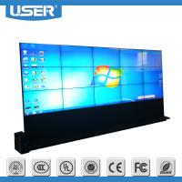 China USER did video wall Full HD 1080P exhibition lcd video wall with Ultra Narrow Bezel From 3.5 mm To 5.3 mm (US-PJ46) on sale