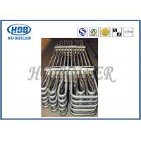 Quality Low Temperature Boiler Economizer H Finned Tube , Economiser In Steam Power Plant for sale