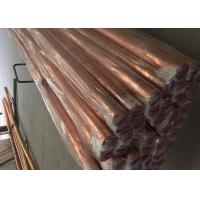 Quality Seamless / Welded Copper Alloy Tube 0.3 - 9mm Thickness ASTM B280/68 C12200 for sale