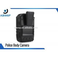 China 21MP 1080P Police Wearing Body Cameras For Law Enforcement GPS on sale