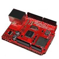 Buy cheap Red Version Ethernet Arduino Shield Rev3 Sensor from wholesalers