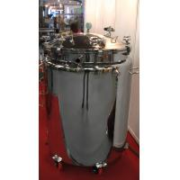 Buy cheap 304 SUS Stainless Steel Storage Tanks For Pharmaceutical Dairy Foods from wholesalers