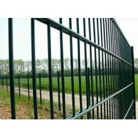 Quality Hebei Anping high quality 8/6/8 6/5/6 welded double wire fence for sale