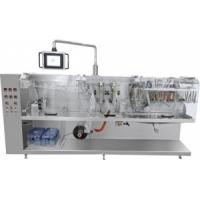 Quality Doypack Spout Pouch Packing Machine , Spout Pouch Filling Machine Weight 3800kg for sale