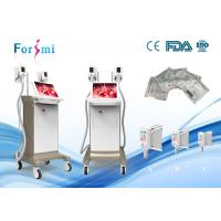 Quality beauty machine for cellulite 3.5 inch Cryolipolysis Slimming Machine FMC-I Fat Freezing Machine for sale