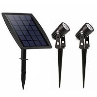China Highly Bright Solar Panel Landscape Lighting For Lawn / Patio / Yard / Walkway on sale