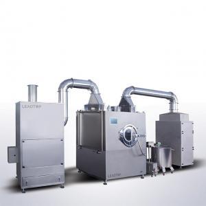 Quality BG -150E Tablet Film Coating Machine , Film Coating Equipment High Efficiency for sale