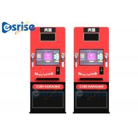 Quality Digital Touch Screen Jukebox , Wall Mounted Cd Jukebox User Friendly Interface for sale