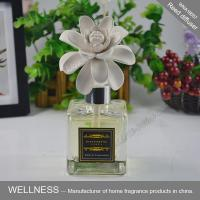 Buy Exquisite Air Freshener Diffuser / Ceramic Flower Fragrance Diffuser ITS Approved at wholesale prices