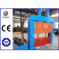 China Vertical Industrial Cutting Machine , Guillotine Cutter Machine 11kw Motor Power on sale