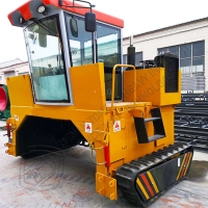Quality Turner fertilizer making machine agriculture farming composting equipment for sale