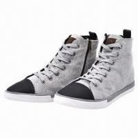 China Vulcanized Shoes, Top Upper, Height Quality and Nice Designs on sale