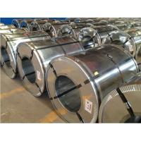 China Cold Rolled Carbon Steel Coil DX53D+Z / DX54D+Z , 0.12mm TCT to 4.5mm TCT on sale