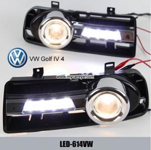 China Volkswagen VW Golf 4 IV DRL LED Daytime Running Lights foglight for car on sale