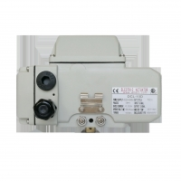 Quality HVAC 3 Point Floating Type Quarter Turn Actuator With Self Locking for sale