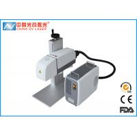 Quality 3D Laser Marking Machine , Laser cutting Engraving Machine for Fabric Industry for sale