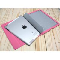 China High Quality For ipad 3 Smart Cove ,For ipad 3 Hard Clear Plastic Case Cover on sale