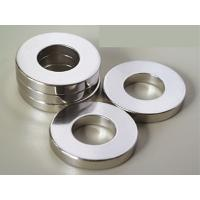 Quality N35 Nickel Chronized Magnetic block for locking purpose 20x2.0/20x5x2mm for sale