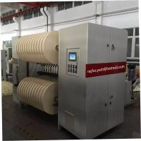 Quality Automatic Jumbo Paper Roll Slitter Rewinder Machine Pipe Tube Core Making for sale
