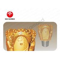 """Quality Round Insert Tooth Tricone Rock Roller Bit 10 5/8"""" 715 270mm For Exploration Drilling for sale"""