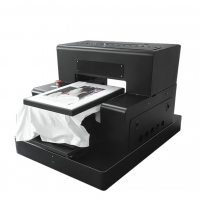 China Free Ink Provided A3 Textile Dtg Printing Machine T-shirt Printer With L1800 Head on sale