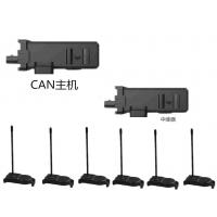 China Integrated Car / Truck Tire Pressure Monitoring System Bulit In External Sensors on sale