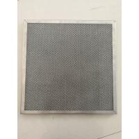 China Metal Washable Oil Mist Filter Element Air Grease For Cooking Exhaust Systems on sale