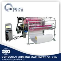 Buy cheap Computerized Multi Needle Quilting Machine Two Needle Bar 3.5 KW Rating Power from wholesalers