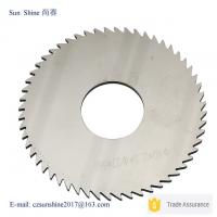 Quality Sun Shine hot sale solid Tungsten carbide saw blade for metal for sale