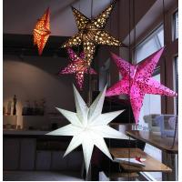 Quality Christmas ornament gift five star for sale