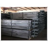 Quality Aluminum Sacrificial Anode for offshore / onshore engineering project for sale