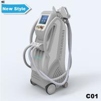 Quality e light ipl rf nd yag laser 4 in 1 machine for sale