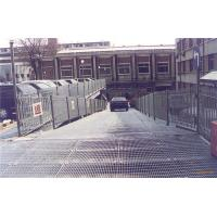 Quality Size Custom Welded Steel Bar Grating / Rust Resistance Galvanized Walkway Grating for sale