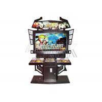 Quality 3D Street Fighter 4 Video Arcade Game Machines / Bar Top Machine for sale