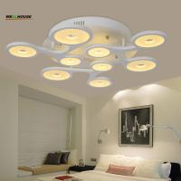 Quality Remote control Living room bedroom modern led ceiling lights luminarias para sala dimming led ceiling lamp deckenleuchte for sale